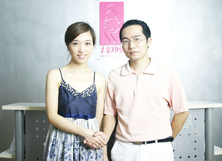 网络歌手胡杨林取代辣舞天后王蓉代言